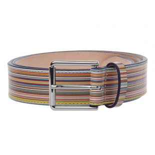 Paul Smith Belt Striped| M1A 4952 AWIDEB 92 Multi