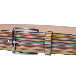 Belt - Multi Stripe