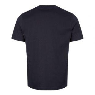 T-Shirt Monkey - Navy