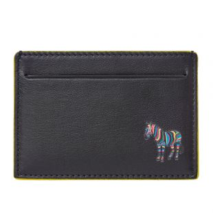 Card Holder Zebra – Black