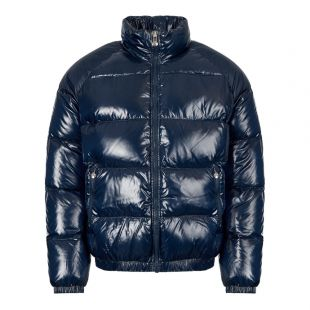 Pyrenex Jacket Vintage Mythic HMM016 4004 In Navy At Aphrodite Clothing
