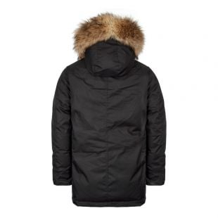 Parka Annecy Down - Black