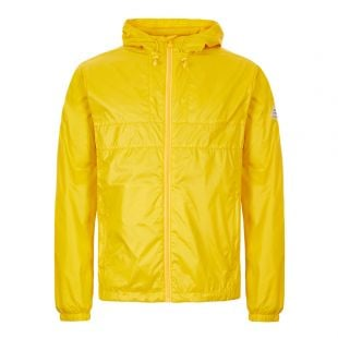 pyrenex jacket abodi windbreaker HMN005 7059 curcuma yellow