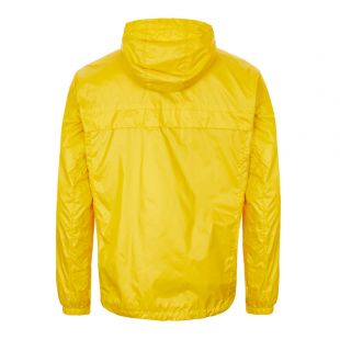 Jacket Abodi Windbreaker - Curcuma Yellow