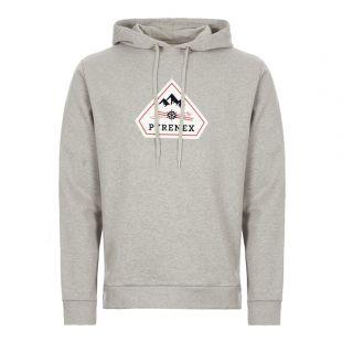 Pyrenex Hoodie | HMM062 0096 Grey