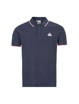 pyrenex polo shirt leyre | HMN012 4004 navy