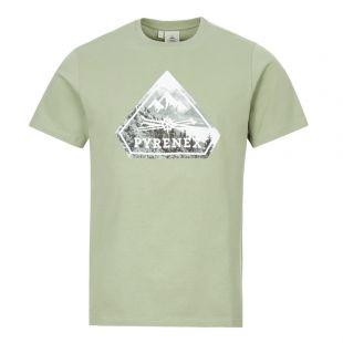 Pyrenex T-Shirt | HMN010P3123M Green