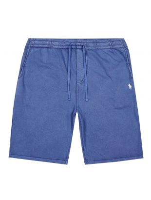 Ralph Lauren Sweat Shorts | Blue | Aphrodite