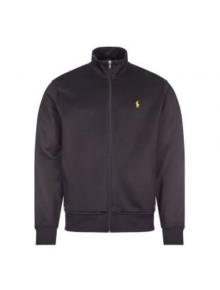 Ralph Lauren Zipped Sweatshirt | 710828372 002 Black | Aphrodite