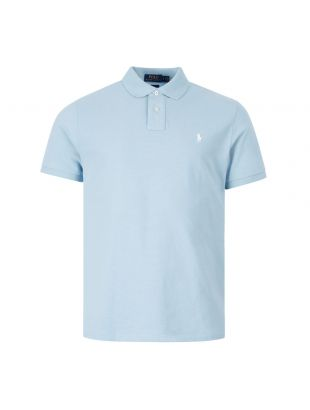 Ralph Lauren Polo Shirt , 710680784 163 Light Blue , Aphrodite 1994