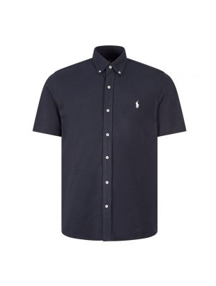 Ralph Lauren Polo Shirt , 710798291 001 Navy , Aphrodite 1994