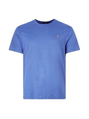Ralph Lauren T-Shirt Logo | 710740727 029 Blue | Aphrodite