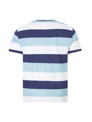 T-Shirt Stripe - Navy / Blue / White