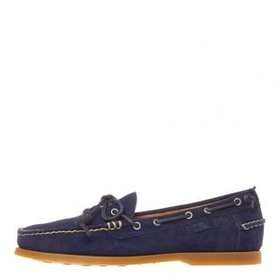ralph lauren millard boat shoes 80370060 002 navy
