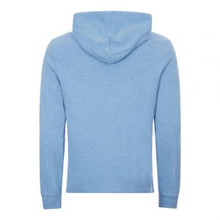 Sweatshirt Hooded - Blue