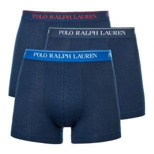 Ralph Lauren 3 Pack Trunks | 714662050 007 Multi