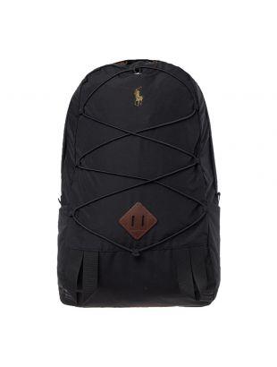 Ralph Lauren Backpack | 405792451 001 Black