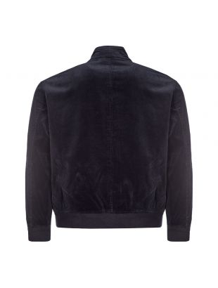 Jacket Stretch Corduroy - Navy