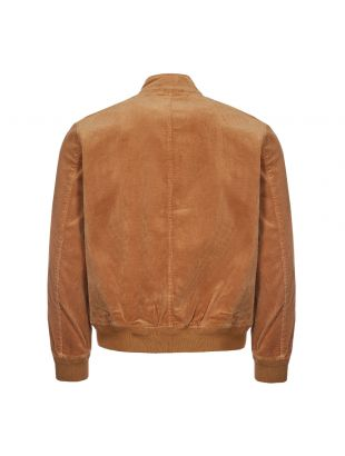 Jacket Stretch Corduroy - Tan