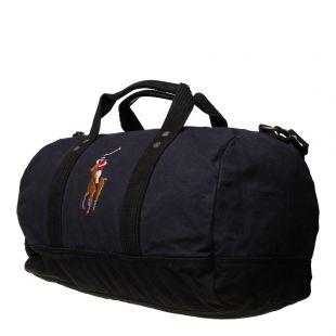 Big Pony Duffle Bag - Navy