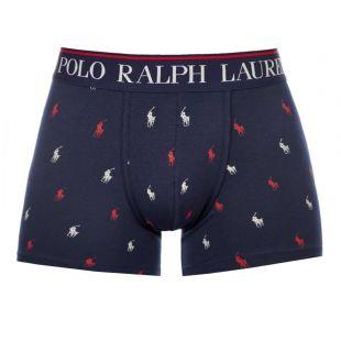 Ralph Lauren Boxer Briefs | 714730622 005 Navy