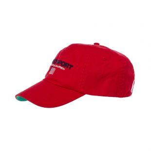 Ralph Lauren Cap Polo Sport | 710754471 001 Red