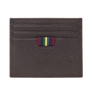 Card Holder Wallet - Brown