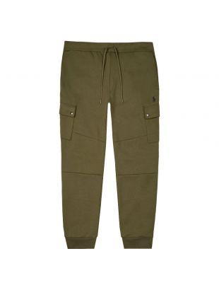 Ralph Lauren Cargo Joggers | 710730495 006 Green | Aphrodite1994