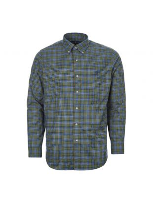 Ralph Lauren Shirt Sports | 710769717 002 Green / Blue