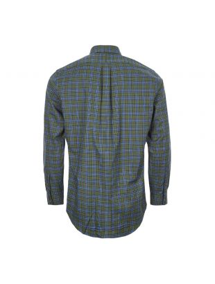 Shirt Sports – Green / Blue