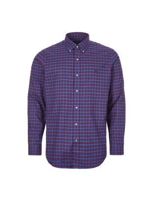 Ralph Lauren Shirt Sports | 710769717 001 Red / Blue