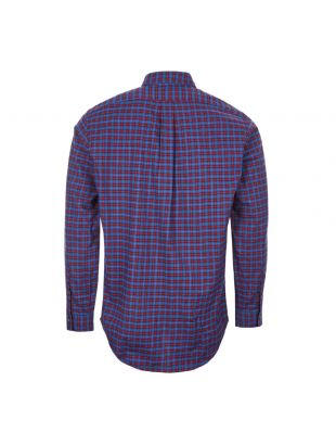 Shirt Sports – Red / Blue