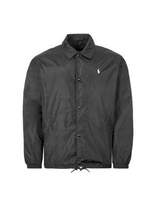 Ralph Lauren Jacket Coaches | 710776860 002 Black