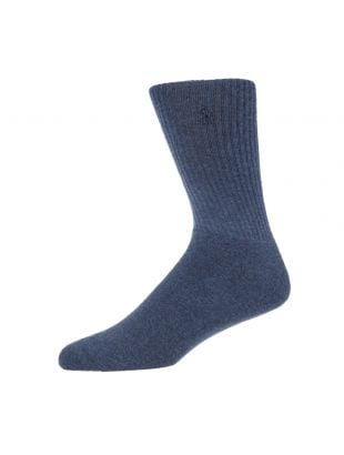 Ralph Lauren 3 Pack Socks | 449655211 002 Denim