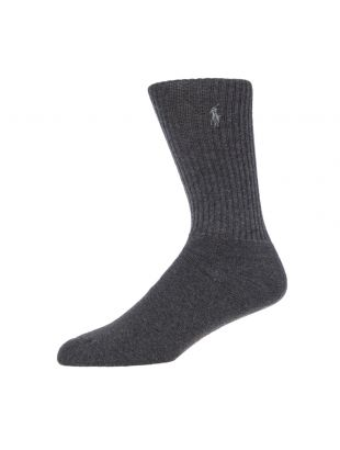 3 Pack Socks – Navy / Grey / Black