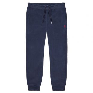 Ralph Lauren Pants Fleece | 710768834 001 Navy
