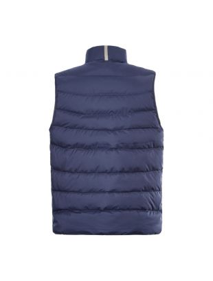 Gilet Denver - Navy / Grey