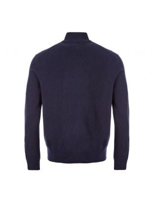 Half Zip Sweater – Navy