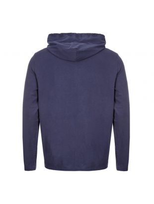 Hooded T-Shirt - Navy