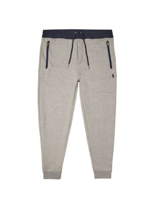 Ralph Lauren Track Pants 710792893|003 In Heather Grey At Aphrodite1994