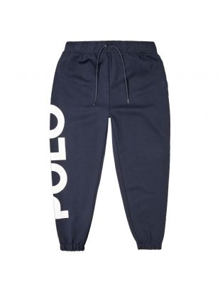 Ralph Lauren Polo Sweatpants 710781441|002 In Navy At Aphrodite Clothing