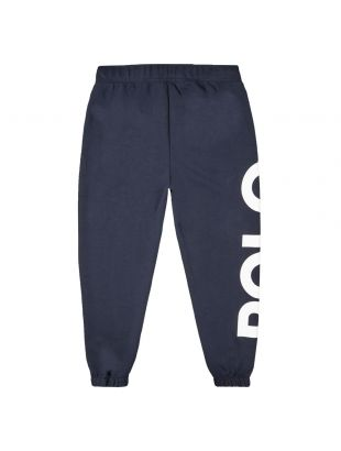 Polo Sweatpants - Navy