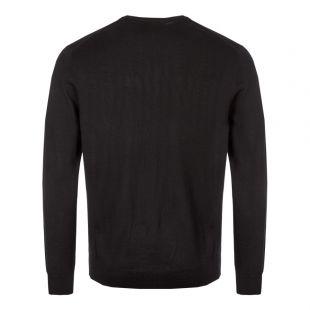 Sweater Crew Neck – Black