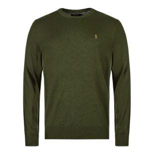 ralph lauren jumper 710714346 015 dark green