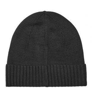 Hat Knitted – Black