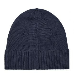 Hat Knitted – Navy