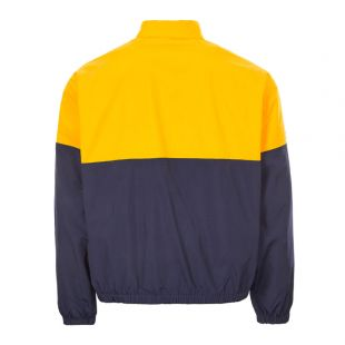 Windbreaker – Navy / Yellow