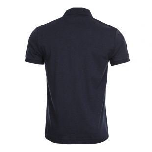 Slim Fit Polo - Spring Navy