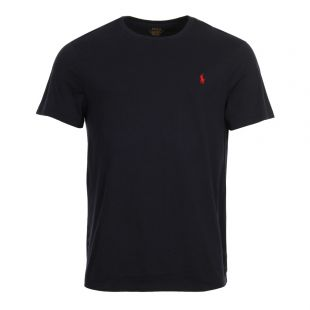 Ralph Lauren T Shirt in Ink Blue
