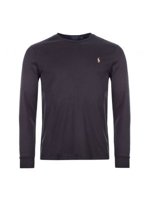 ralph lauren long sleeve t-shirt 710760121 001 black